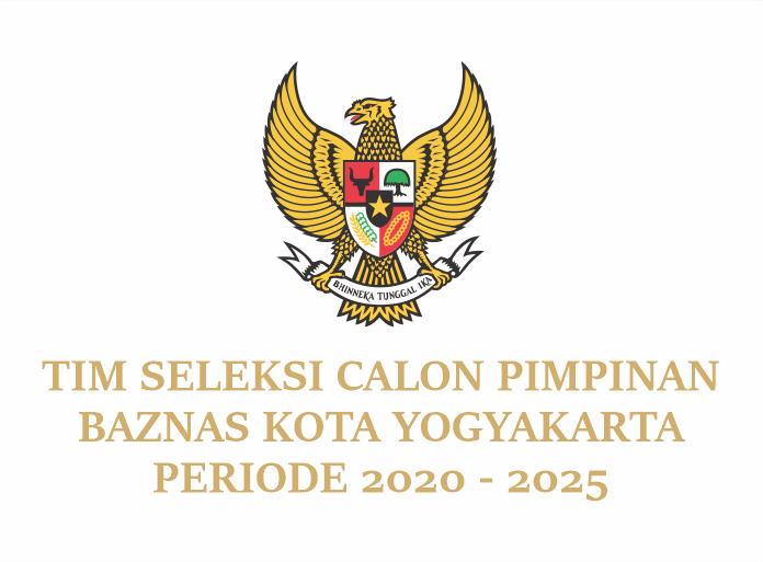 SURAT KEPUTUSAN KETUA TIM SELEKSI CALON PIMPINAN BAZNAS KOTA YOGYAKARTA PERIODE 2020 – 2025