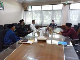 SEKDA Kota Yogyakarta Sambut Hangat Audiensi BAZNAS Kota Yogyakarta