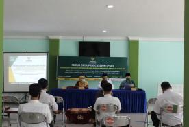 BAZNAS Kota Yogyakarta Selenggarakan FGD dalam Optimalisasi ZIS & DSKL Tahun 2021